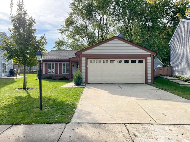 Property photo 0 featured at 845 Stonefield Pl, Roselle, IL 60172