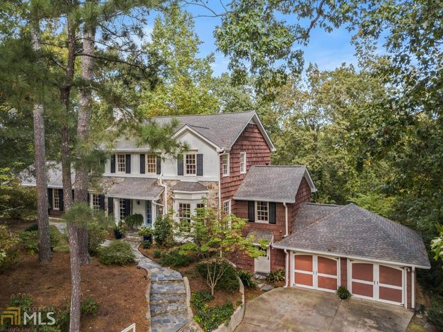 715 Tanglewood Trl, Sandy Springs, 30327, GA - photo 0