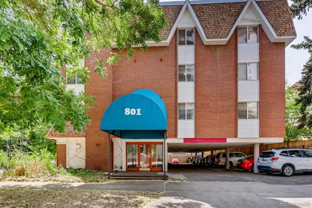 Property photo 1 featured at 801 N Pennsylvania St Unit 406, Denver, CO 80203