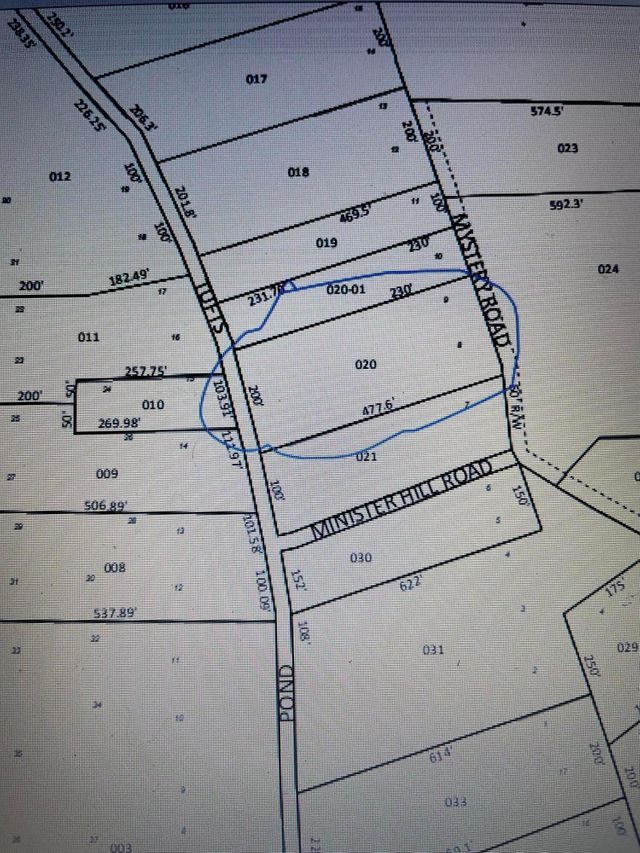 Listing photo 1 for TBD Tufts Pond Rd