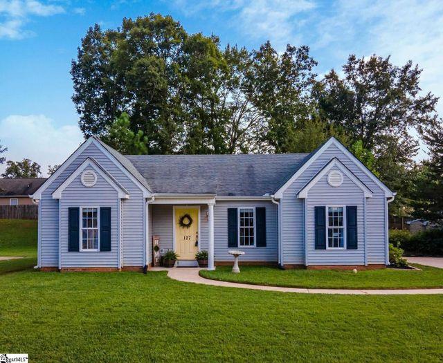 Property photo 1 featured at 127 Bufflehead Circle, Liberty, SC 29657